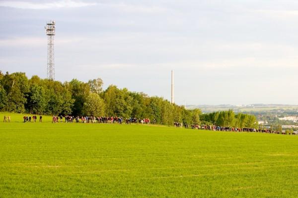 Fichtelbergmarsch 2012