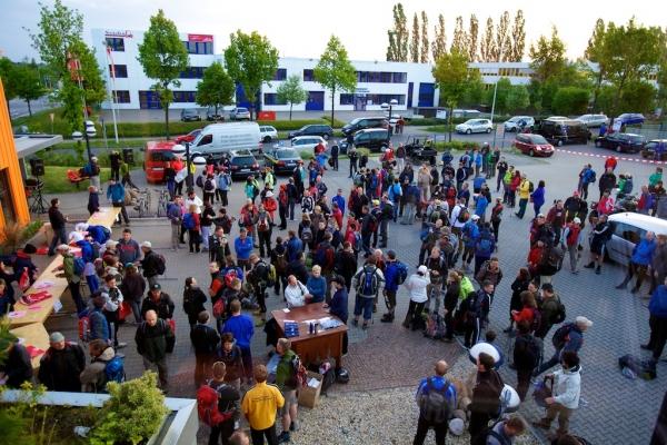 Fichtelbergmarsch 2012 - Anmeldung